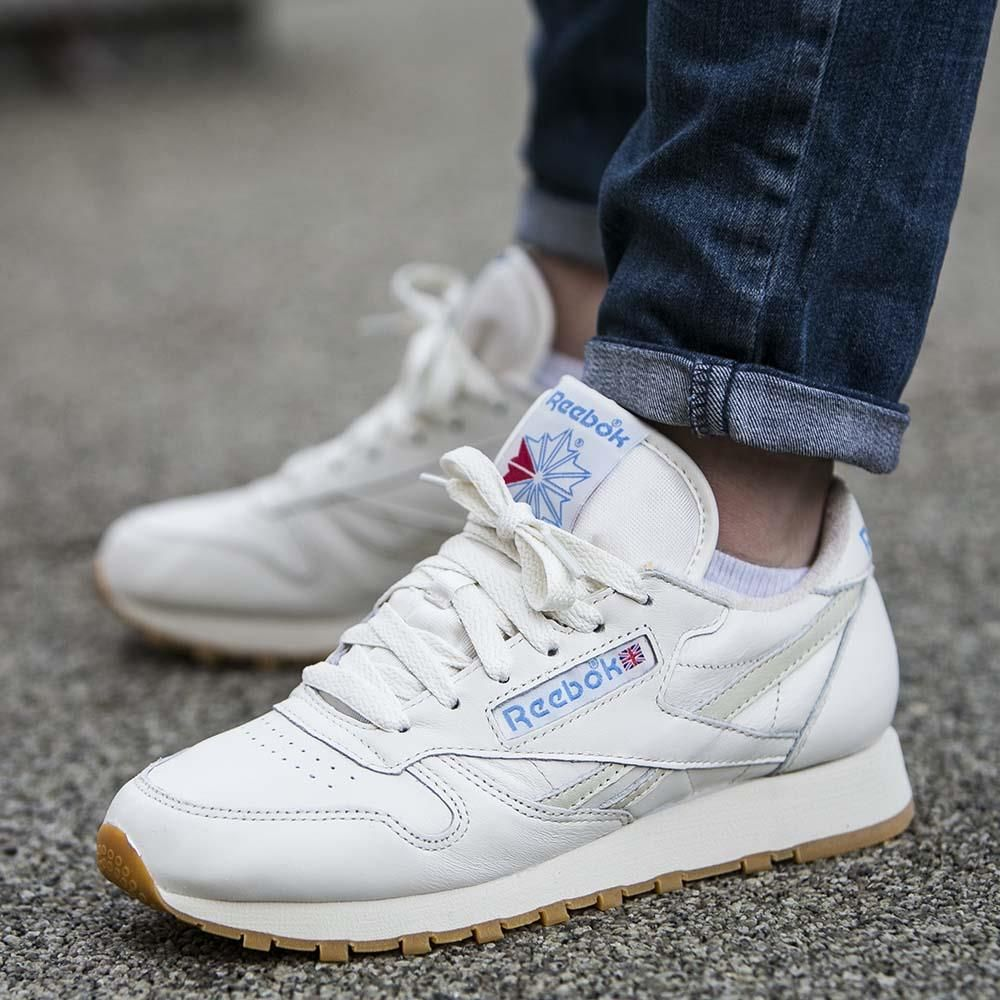 2018 shoes buying cheap buy good Buty Reebok Classic Leather Vintage
