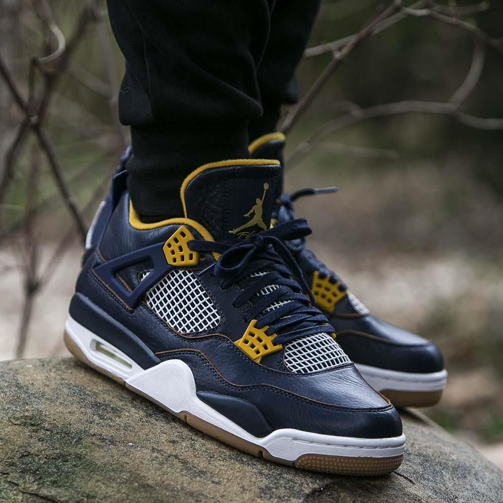 6ece3a9f1847 Buty Air Jordan 4 Retro Dunk From Above (308497-425) - Ceny i opinie ...