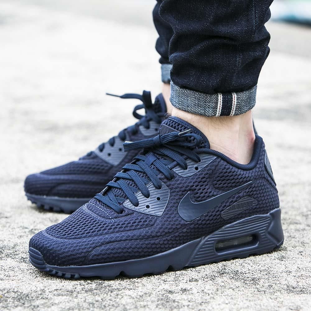 Nike Air Max 90 Ultra BR Photo Blue | Nike air max, Nike