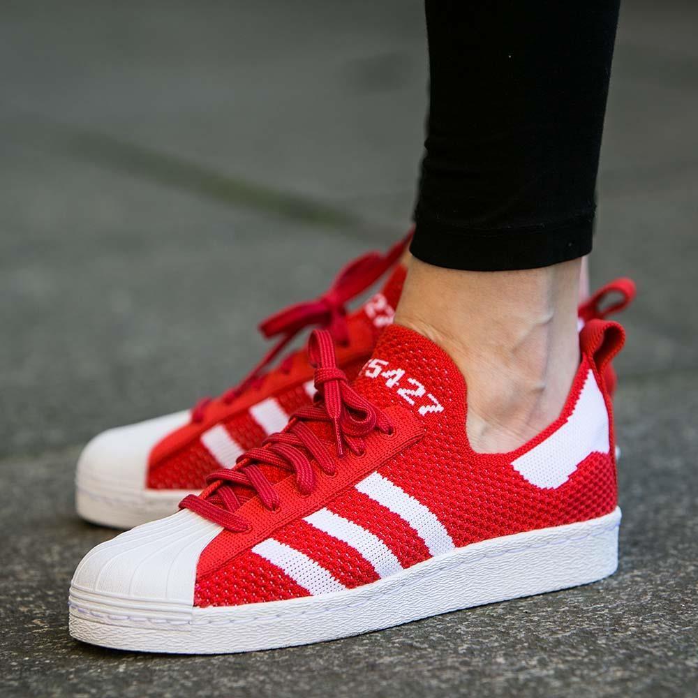 Buty adidas Superstar 80s Primeknit W