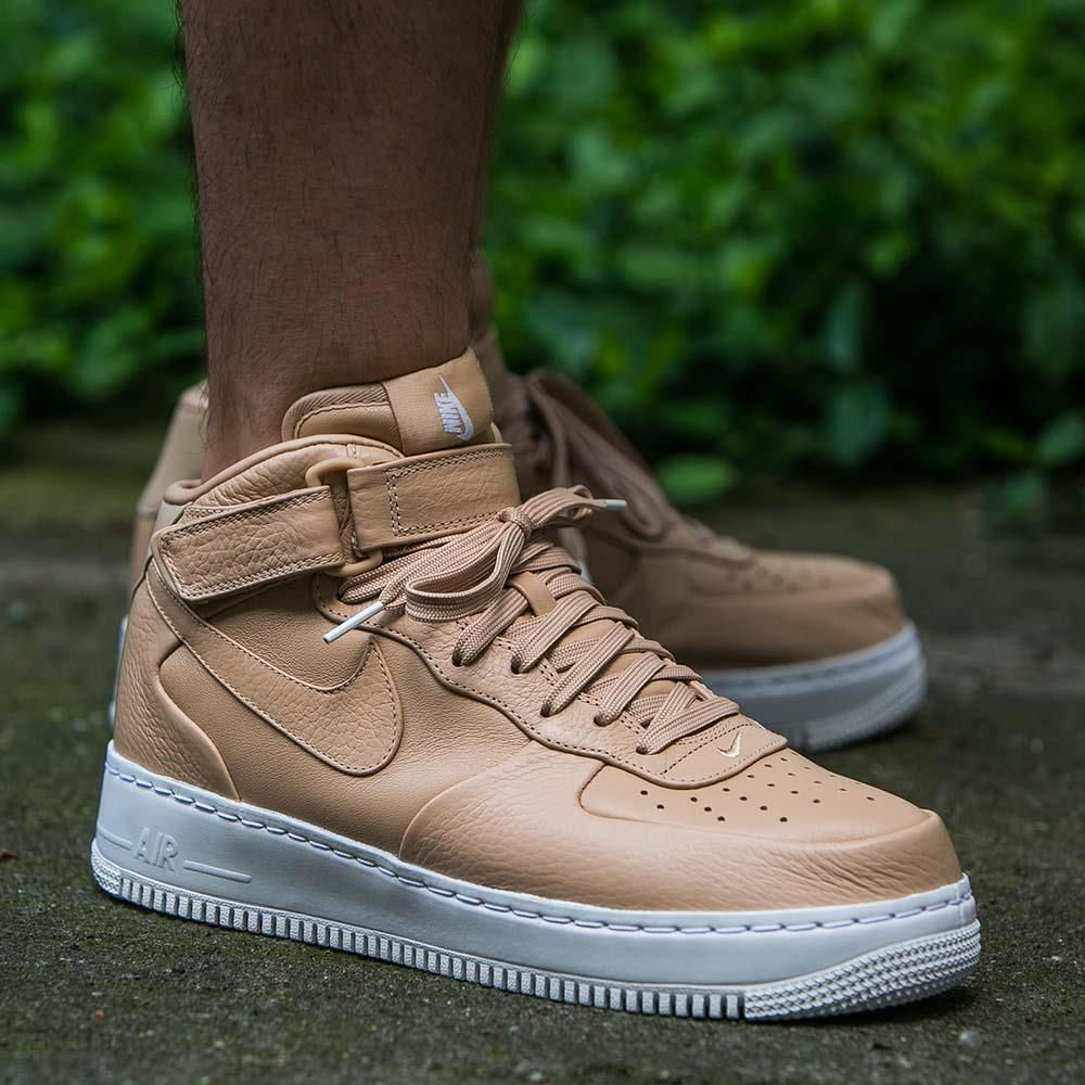 nike air force vachetta