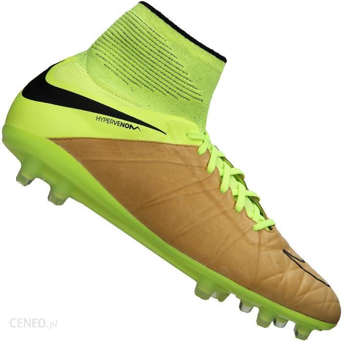 kupić wylot najlepsze buty Nike Hypervenom Phantom Ii Lthr Fg (747501707)