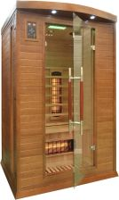 Home&Garden Sauna Infrared + Koloroterapia Dh2 Gs