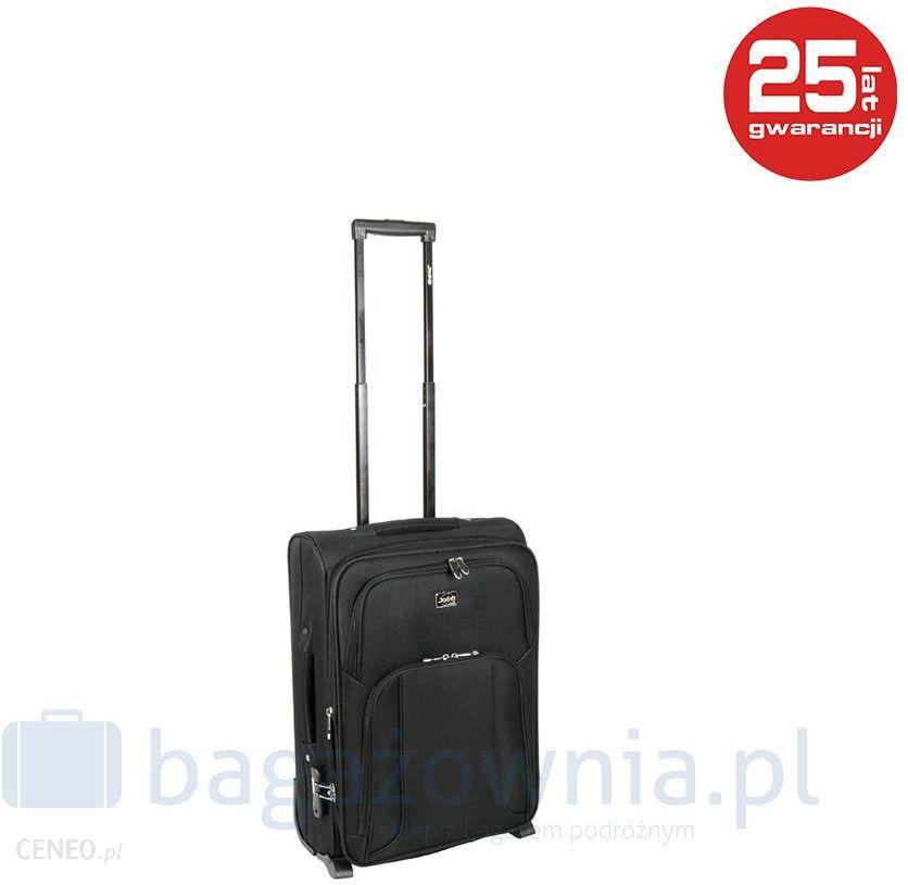 1ae3db7566fa4 Mała kabinowa walizka DIELLE Jo&B 9913S-01-M2 - czarny - Ceny i ...