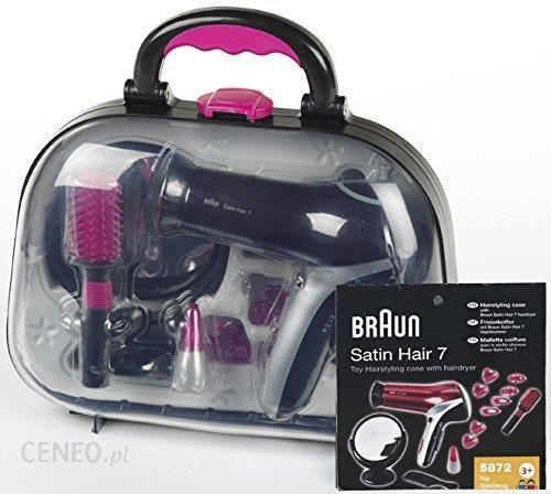 50d908ebb27b8 Theo Klein Walizka Fryzjerska Braun Satin Hair 7 5872 - Ceny i ...