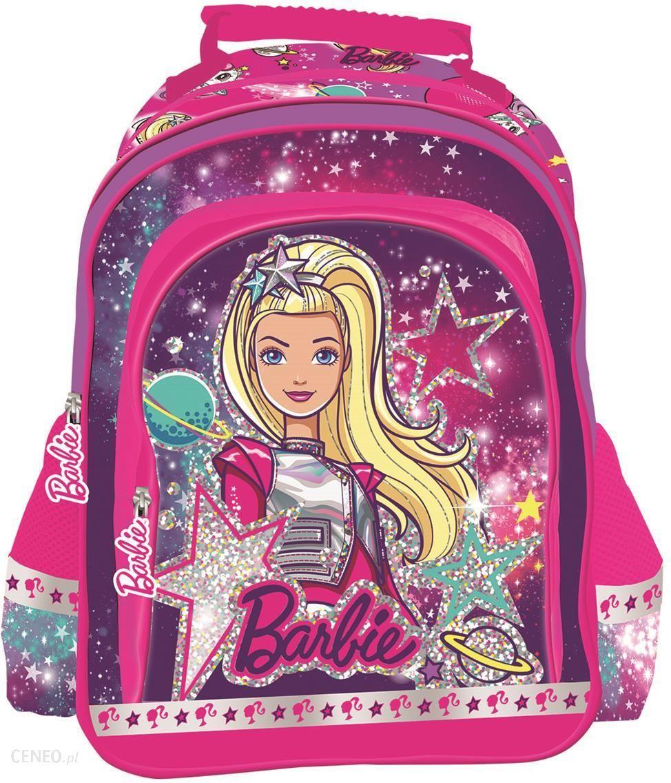699b82f2e0b62 St Majewski Plecak Szkolny Barbie Star Light - Ceny i opinie - Ceneo.pl