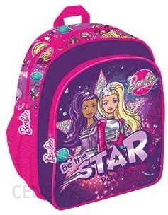20adfb710aab3 St Majewski Plecak Szkolno Wycieczkowy Barbie Star Light - Ceny i ...