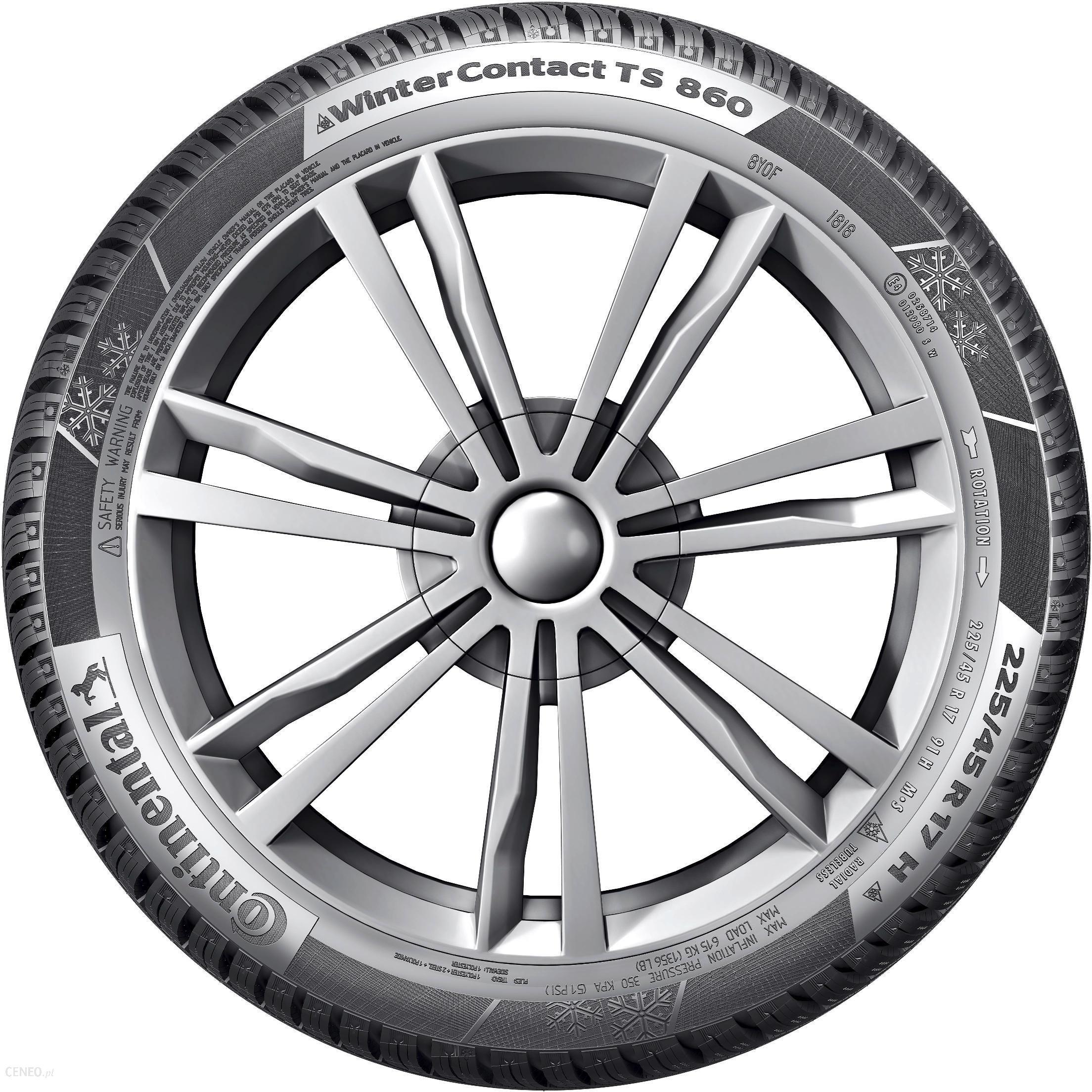 Opony Zimowe Continental 17565 R15