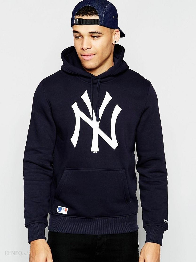 premium selection 98e60 f1e4b New Era New York Yankees Hoodie - Blue