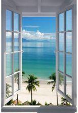 Leroy Merlin Plakat Maxi Beach Window Maxiposter015 Opinie I Atrakcyjne Ceny Na Ceneopl