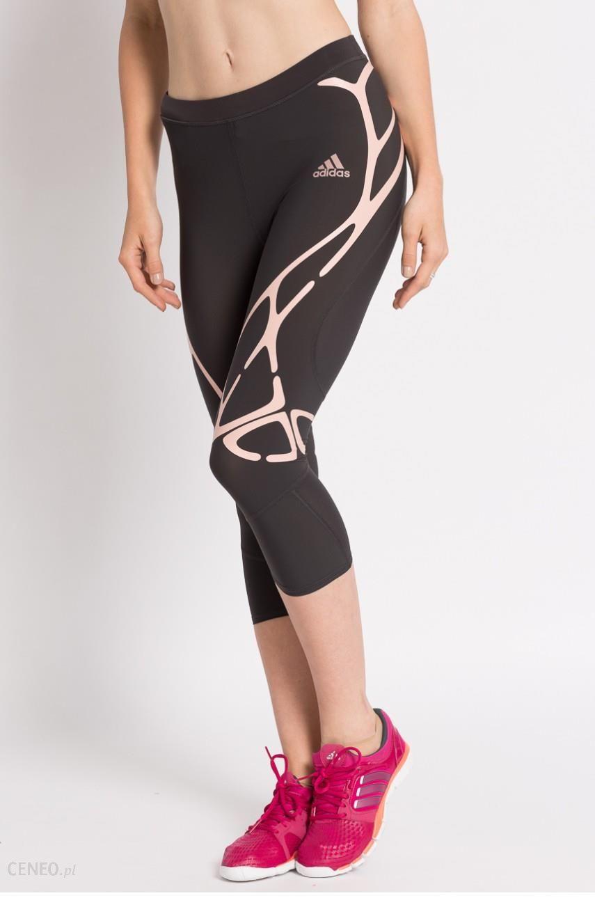 Legginsy sportowe damskie adidas Performance Kolekcja zima