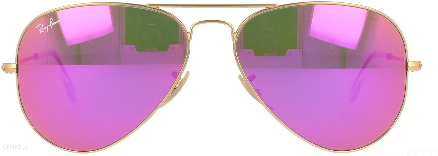 703662d428c34 Ray-Ban AVIATOR LARGE METAL RB3025 112 4T 58 - Ceny i opinie - Ceneo.pl