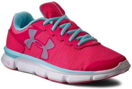 under armour Półbuty - Ua W Micro G Speed Swift 1266243-963 Hyr/Wht/Skb
