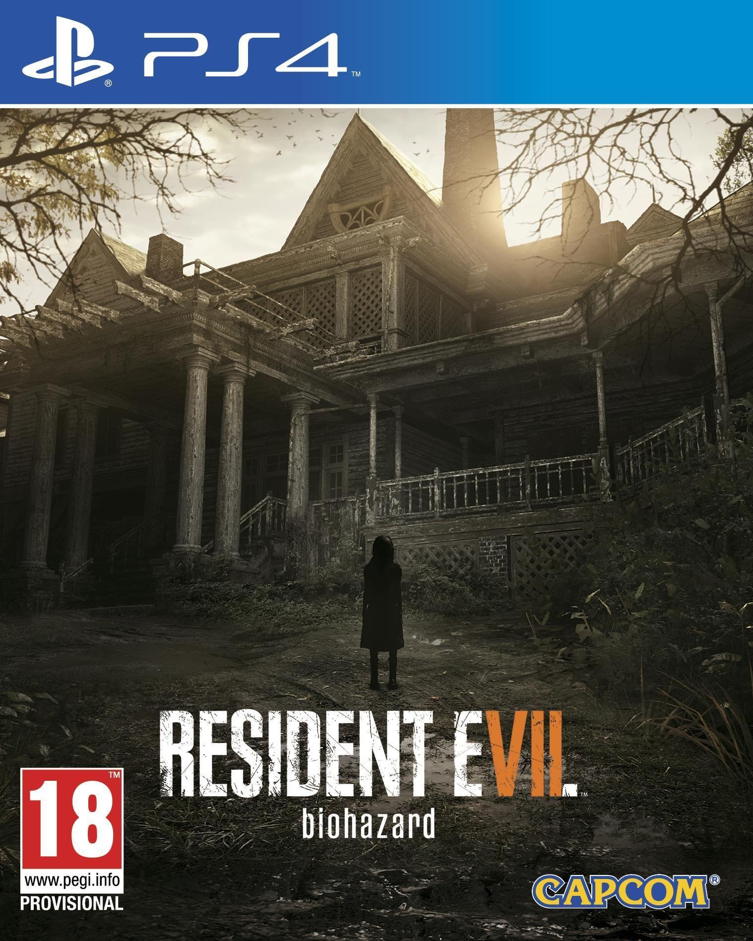 Resident Evil VII 7: Biohazard (Gra PS4)