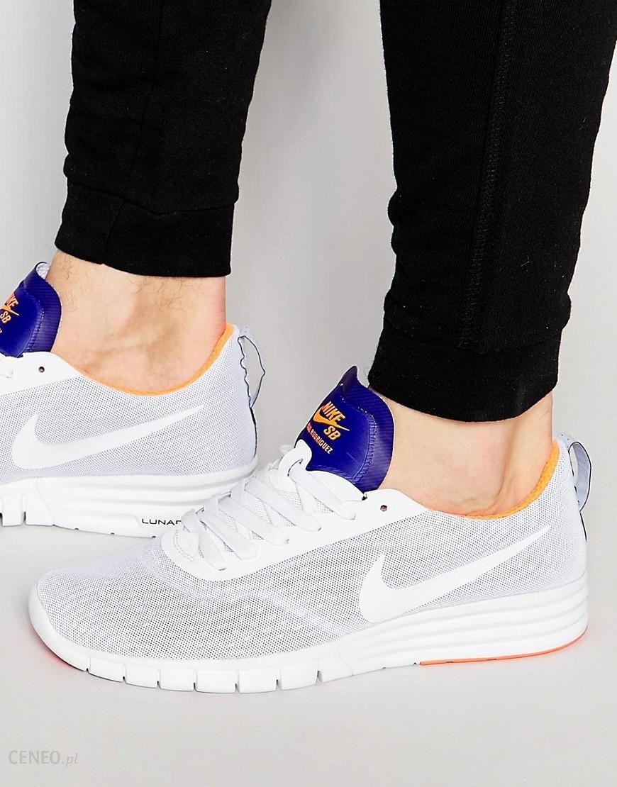 bardzo tanie 50% ceny niezawodna jakość Nike SB Lunar Paul Rodriguez 9 Trainers 749564-114 - White