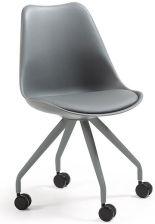Laforma Krzesło Obrotowe Lars Szare C975u03 Opinie I Atrakcyjne