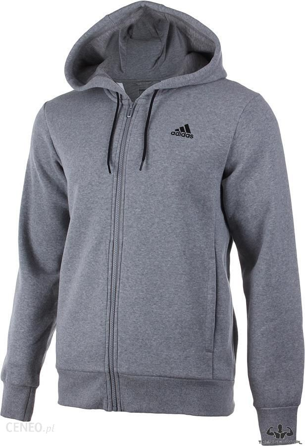 Adidas Bluza męska Workout Oth szara r. M (BR8537)
