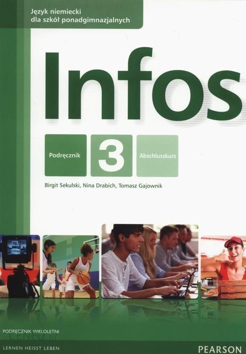 infos 2 podręcznik używany
