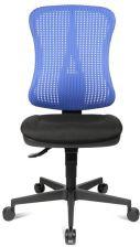 Topstar Krzesło obrotowe z podporą lędźwi mechanizm