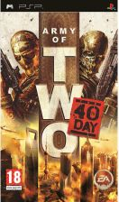 Army of Two: The 40th Day (Gra PSP)