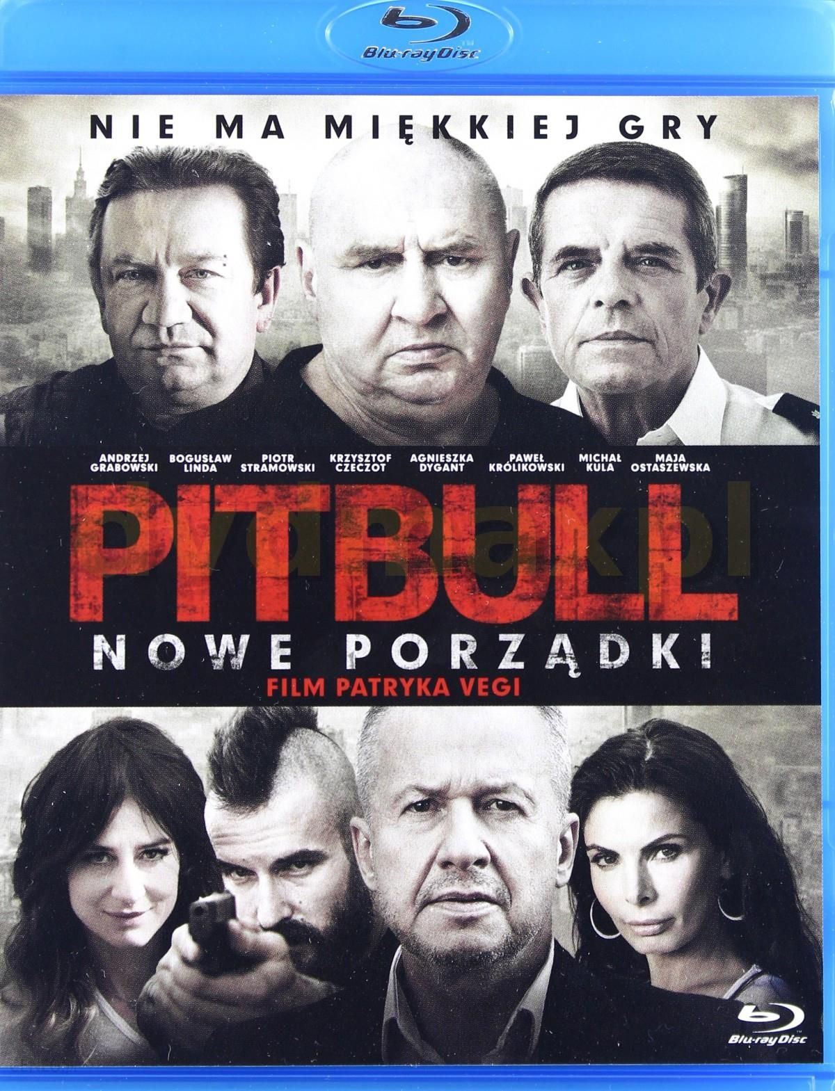 Film Blu Ray Pitbull Nowe Porzadki Blu Ray Ceny I Opinie Ceneo Pl