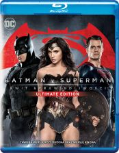 Batman Vs Superman: Świt Sprawiedliwości Ultimate Edition (Blu-Ray)