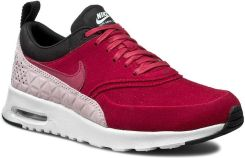 NIKE W AIR MAX THEA PRM LTH 845062600   kolor czerwony