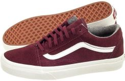 vans old skool bordowe