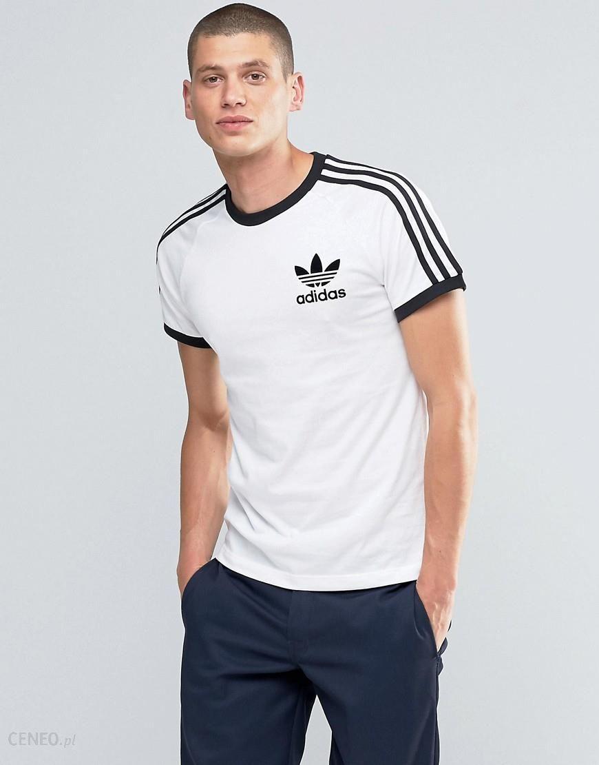 adidas Originals California T Shirt AZ8128 White