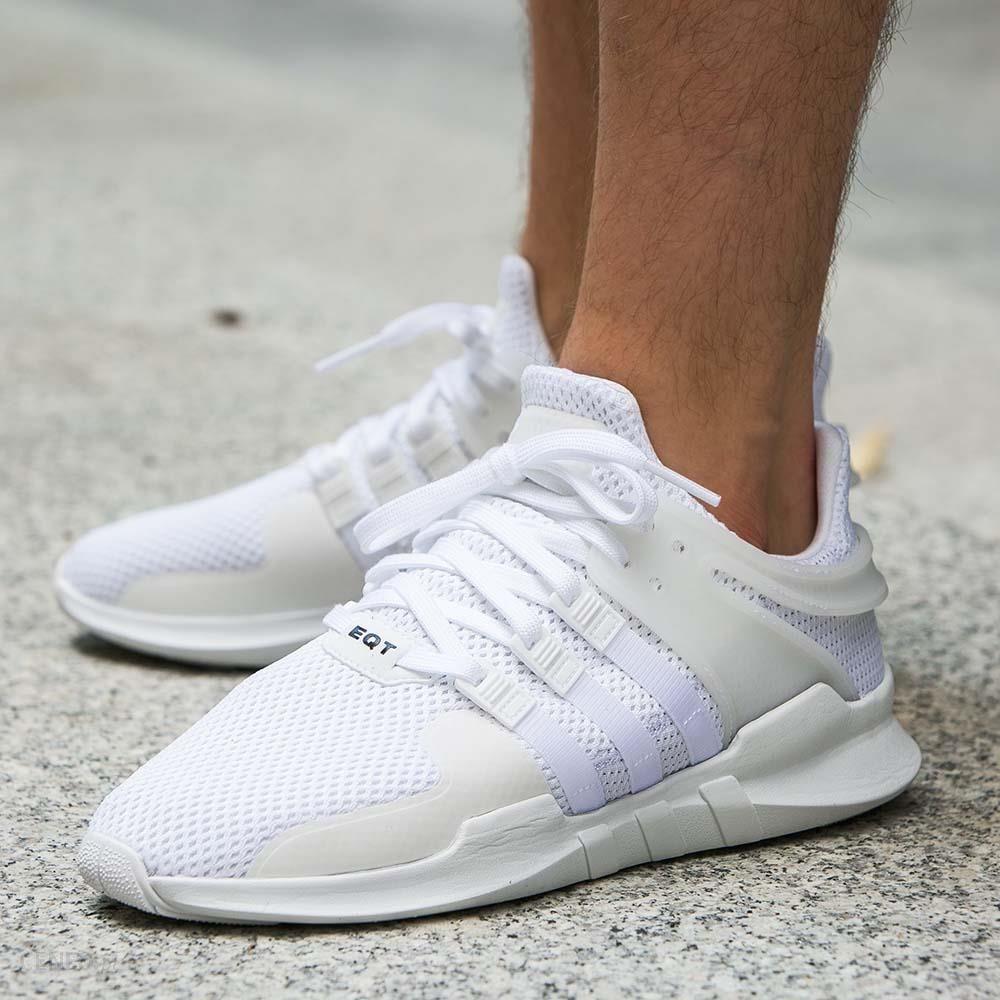 Buty męskie sneakersy adidas Originals Equipment Support Adv BA8323 szary sneakerstudio.pl