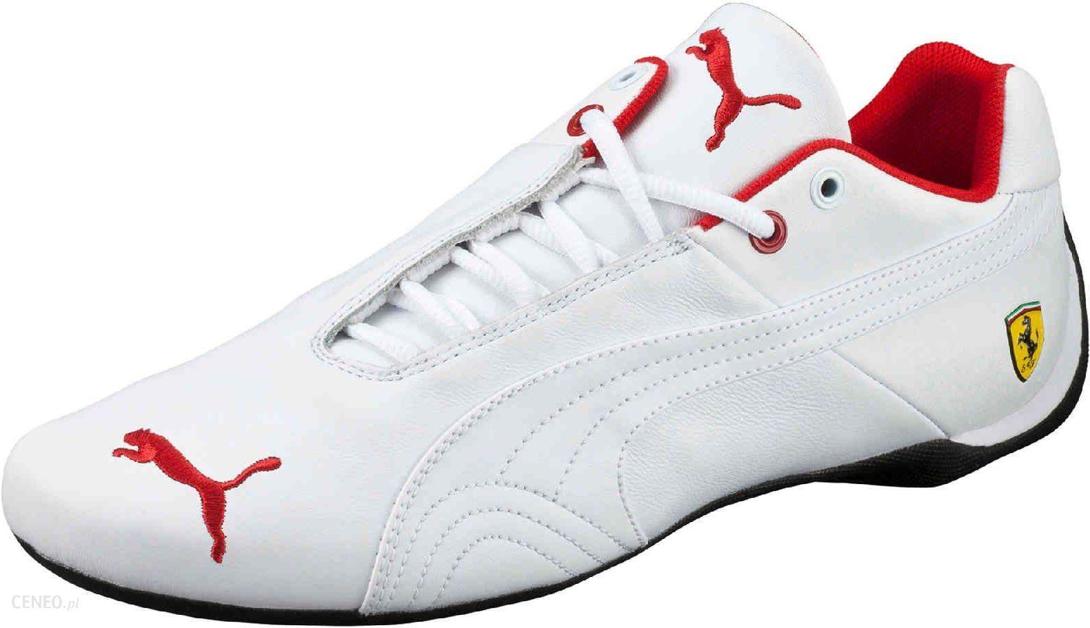 Puma buty Future Cat Leather SF White White 44, DOSTAWA GRATIS, BEZPŁATNY ODBIÓR: WARSZAWA, WROCŁAW, KATOWICE, KRAKÓW!