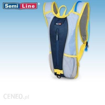 c60939403bc83 Plecak Semi-Line Bsl60 Z Bukłakiem Błękitny - Ceny i opinie - Ceneo.pl