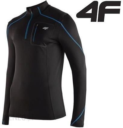 Bluza polarowa męska 4F BIMP001Z czarna