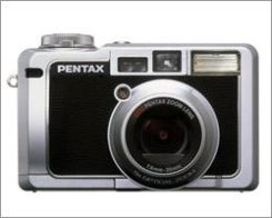 Pentax Optio 750