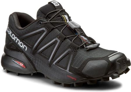 Trekkingi SALOMON - Speedcross 4 W 383097 20 V0 Black/Black/Black Metallic