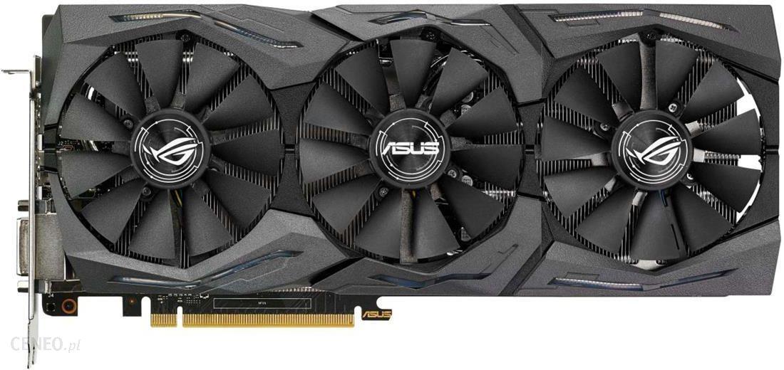 Asus Geforce Gtx 1060 Strix 6gb Strix Gtx1060 6g Gaming Karta