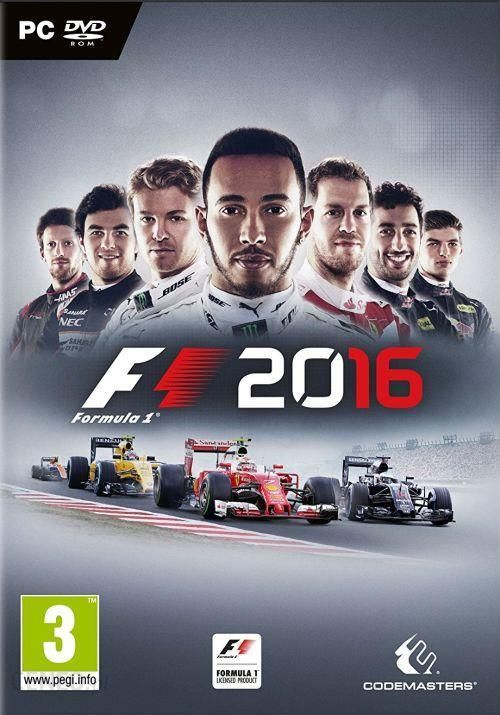 F1 2016 (skaitmeninis)