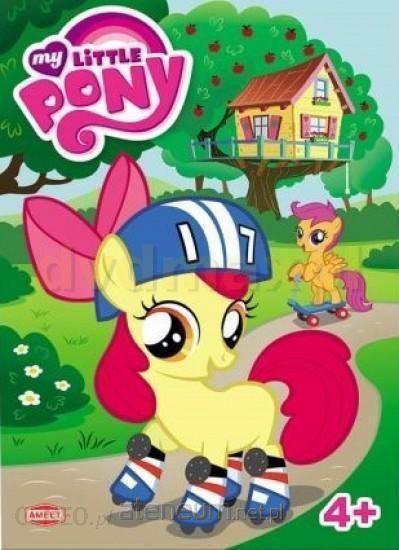 Ameet Kolorowanka My Little Pony Ceny I Opinie Ceneopl
