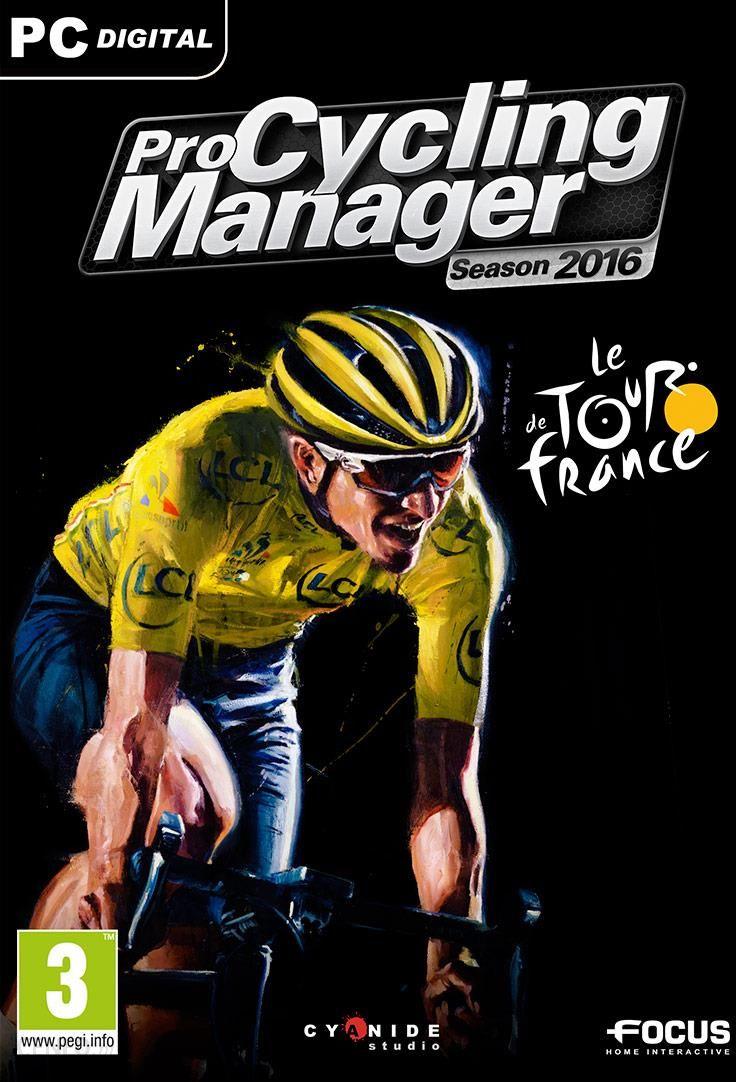 """""""Pro Cycling Manager 2016"""" (skaitmeninis)"""