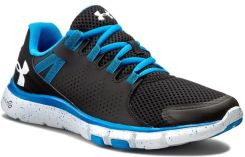 niska cena buty do biegania ograniczona guantity Półbuty UNDER ARMOUR - Ua Micro G Limitless Tr 1264966-004 Blk/Elb/Wht