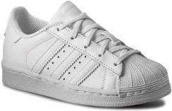 a592a1228e7de Buty adidas - Superstar Foundation C BA8380 Ftwwht Ftwwht Ftwwht eobuwie