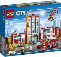 Klocki Lego City Remiza Strażacka 60110 Ceny I Opinie Ceneopl
