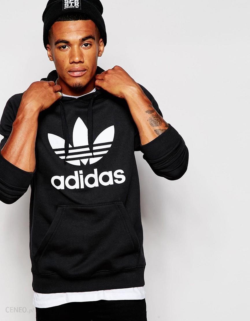 adidas Originals Men's Trefoil Hoodie at Amazon Men's