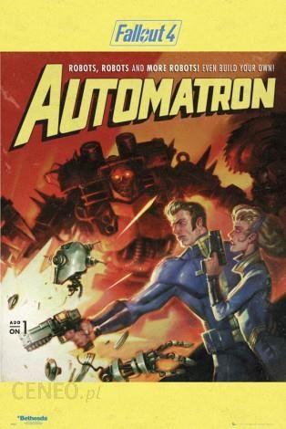 Fallout 4 Automatron Plakat