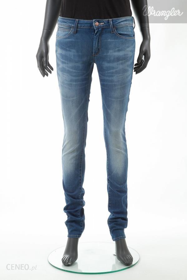 423869e6ee Ban Skinny Wrangler W28 Courtney Blue Damskie Spodnie I L32 Ceny wqS1vBXW  ...