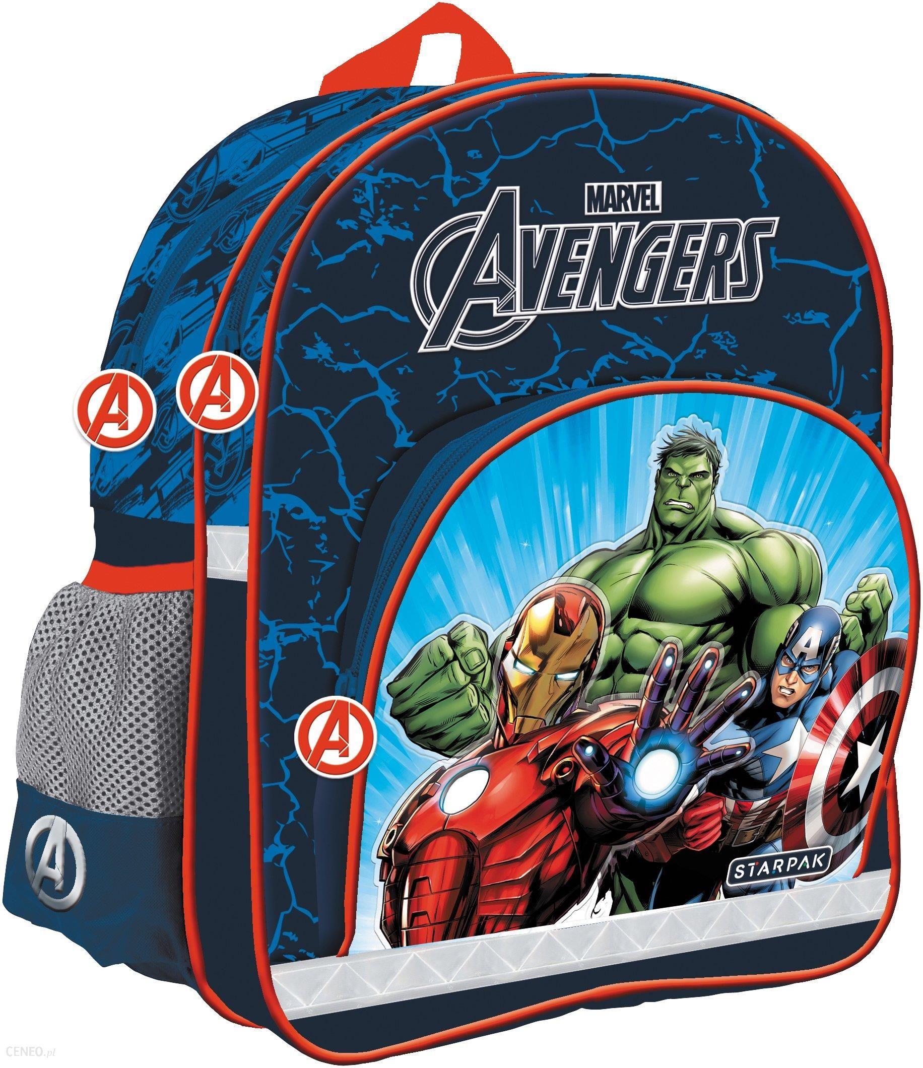 68ee8726c3424 Starpak Plecak szkolny wycieczkowy Avengers - Ceny i opinie - Ceneo.pl
