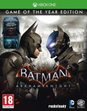 Gra na Xbox One Batman Arkham Knight Game of the Year  (Gra Xbox One) - zdjęcie 1