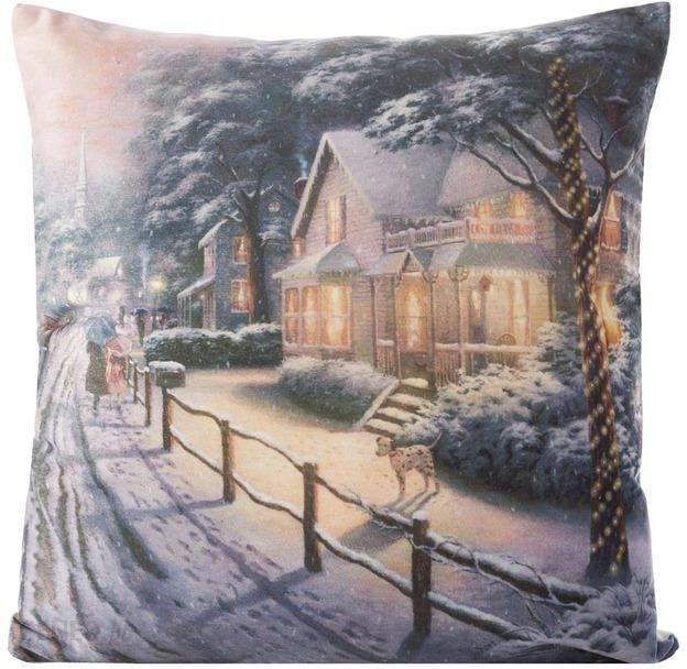 Eurofirany Poszewka Dekoracyjna 40x40 Winter 2 Boże Narodzenie Opinie I Atrakcyjne Ceny Na Ceneopl