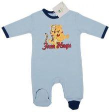 a46474e3c034ea Pajacyk Disney Kubuś Puchatek Śpioszki niemowlęce dla chłopczyka. Niebieski