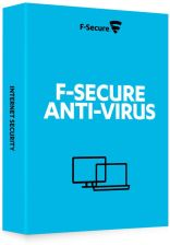 F-Secure Anti-Virus 1PC 1 Rok (FSECUREAV11)